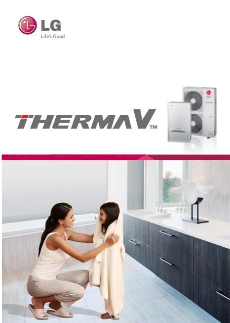 Catalogo LG Therma V