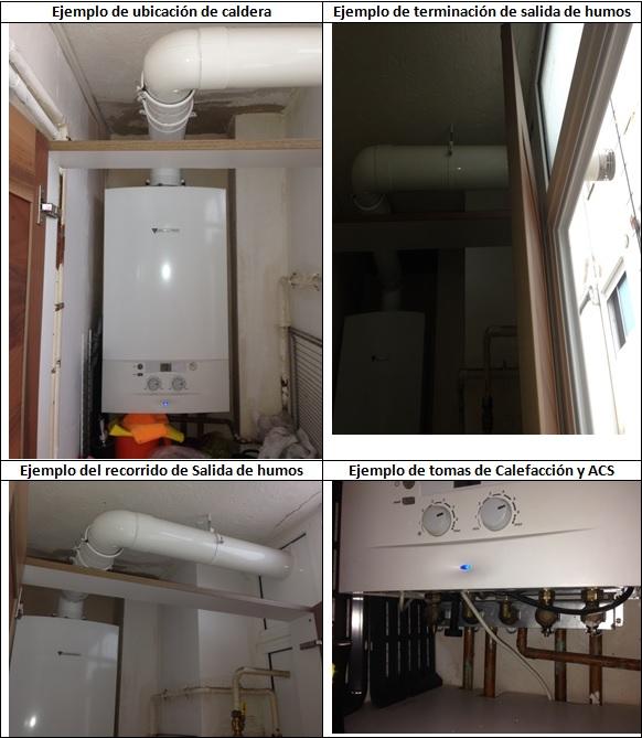 Como calcular el precio de una instalaci n de caldera for Ubicacion de cocina