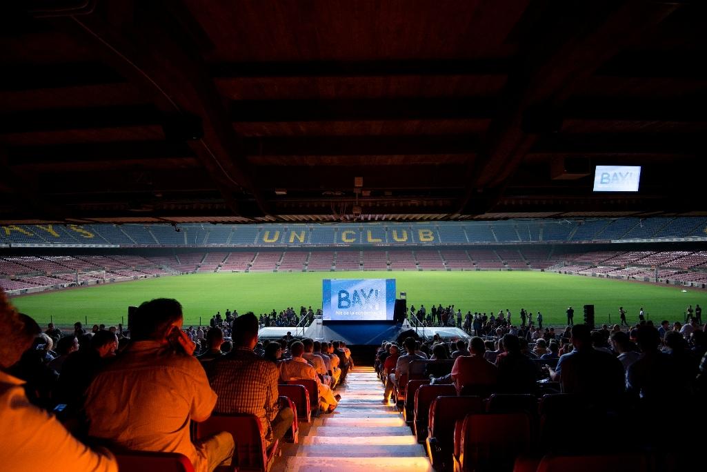 BAXI Camp Nou