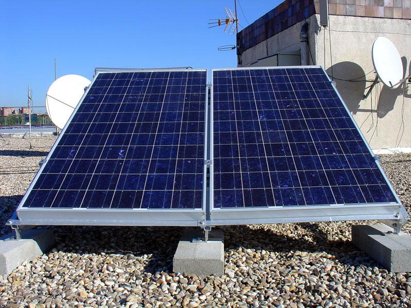 Placas-solares fotovoltaica