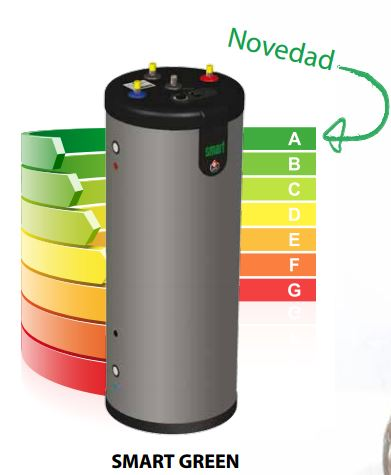 Acumulador Smart Green