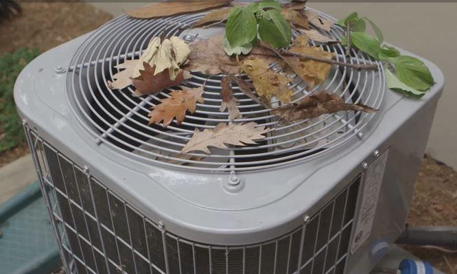 averia aire acondicionado