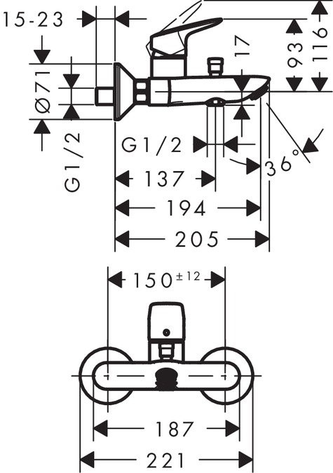 banera logis70 medidas