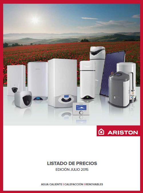 catalog ariston 2015