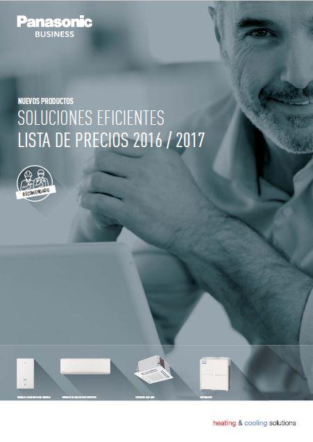 Catalogo Panasonic 2016