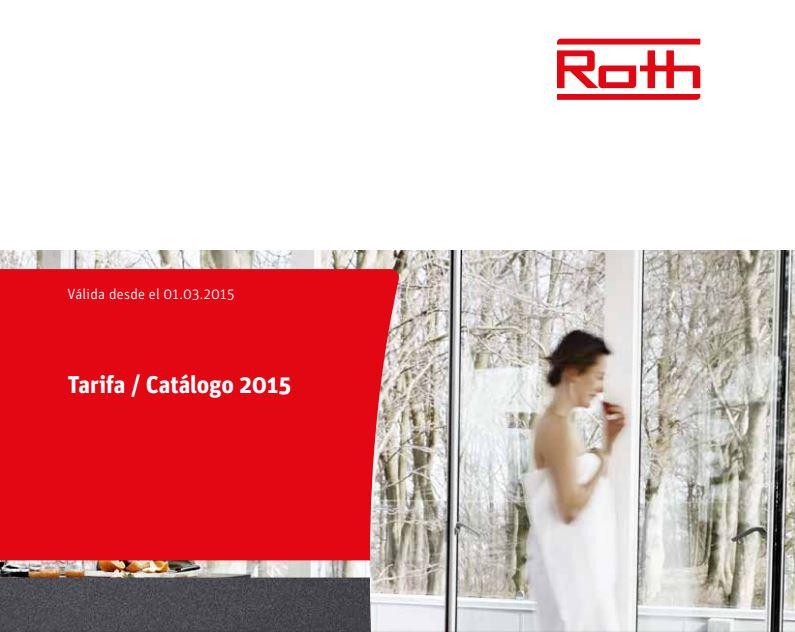 catalogo Roth