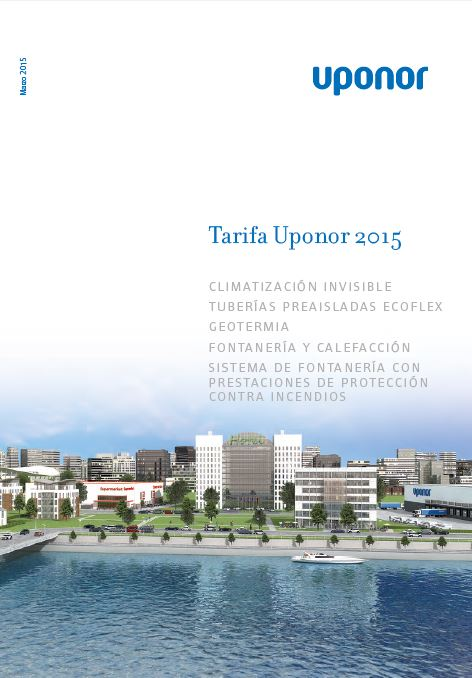 catalogo uponor 2015