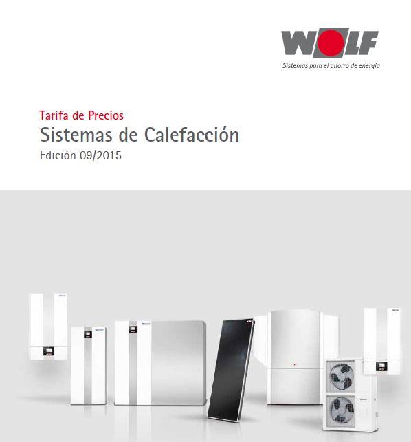 catalogo wolf 2015