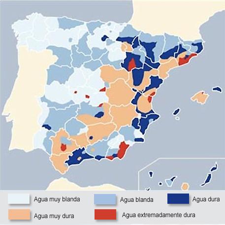 dureza-agua-espana