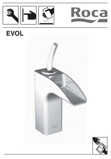 grifo roca evol manual
