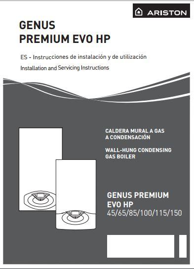 instrucciones genus premium HP
