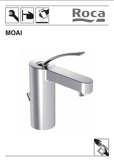 lavabo moai manual