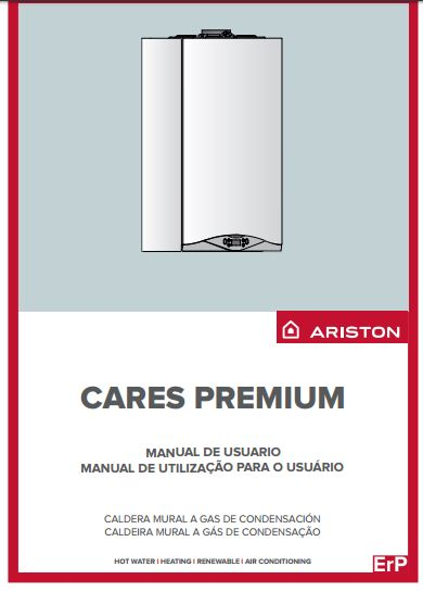 manual usuario cares