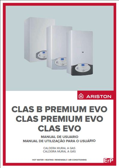 manual usuario clas premium EVO