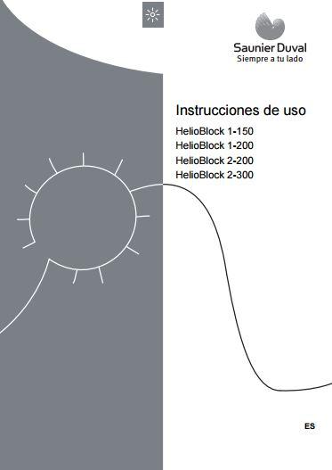 manual usuario helioblock