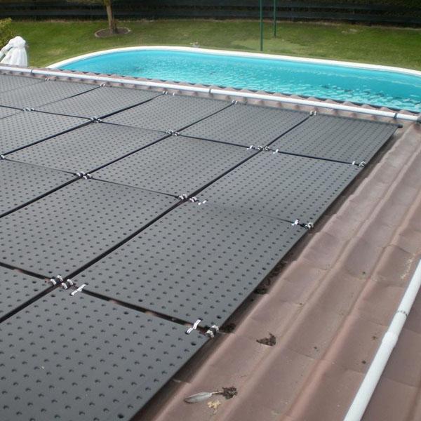 Panel solar piscina
