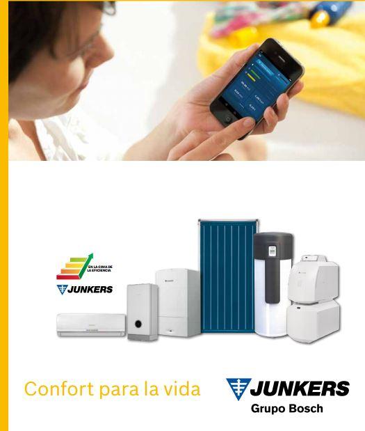 tarifa calefaccion junkers 2015