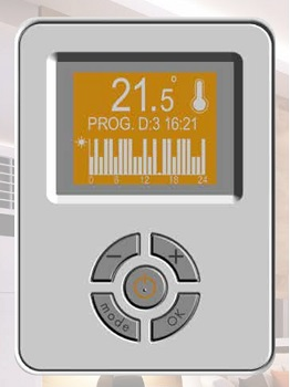 Comprar Emisor térmico eléctrico Cointra SIENA 1500