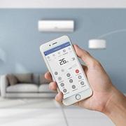 Instalacion Mando a distancia universal WIFI para aire acondicionado HTW iControl