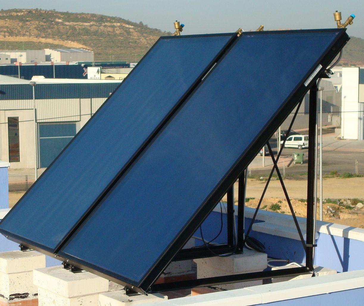 Comprar Captador solar Gasfriocalor VSM/VSMJ 2600