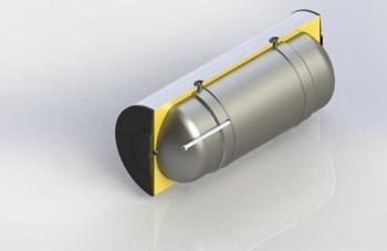 Venta Acumulador Gasfriocalor HD 150 (Vitrificado)