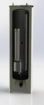 Venta Acumulador Gasfriocalor VSCH 200 (Integrado 3 circuitos)