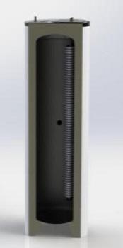 Venta Acumulador Gasfriocalor VS 200 (2 circuitos)