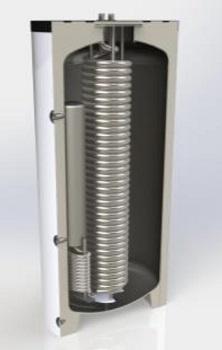 Venta Acumulador Gasfriocalor VS 500 IP (3 circuitos)