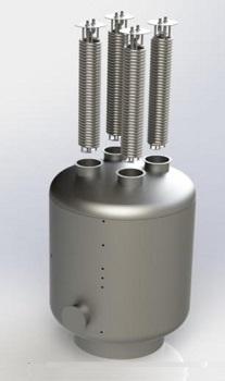 Venta Acumulador Gasfriocalor VS 5000 (Grandes Volúmenes)