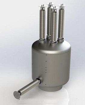 Venta Acumulador Gasfriocalor VS 1500 IP(Grandes Volúmenes)