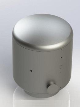 Venta Acumulador Gasfriocalor VS Inercia 3000 (Grandes Volúmenes)