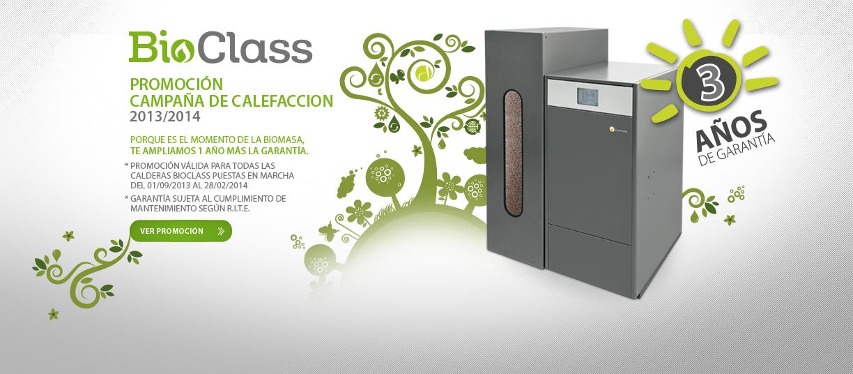 Promoci n domusa calderas de biomasa con un 1 a o m s de for Calderas de pellets domusa
