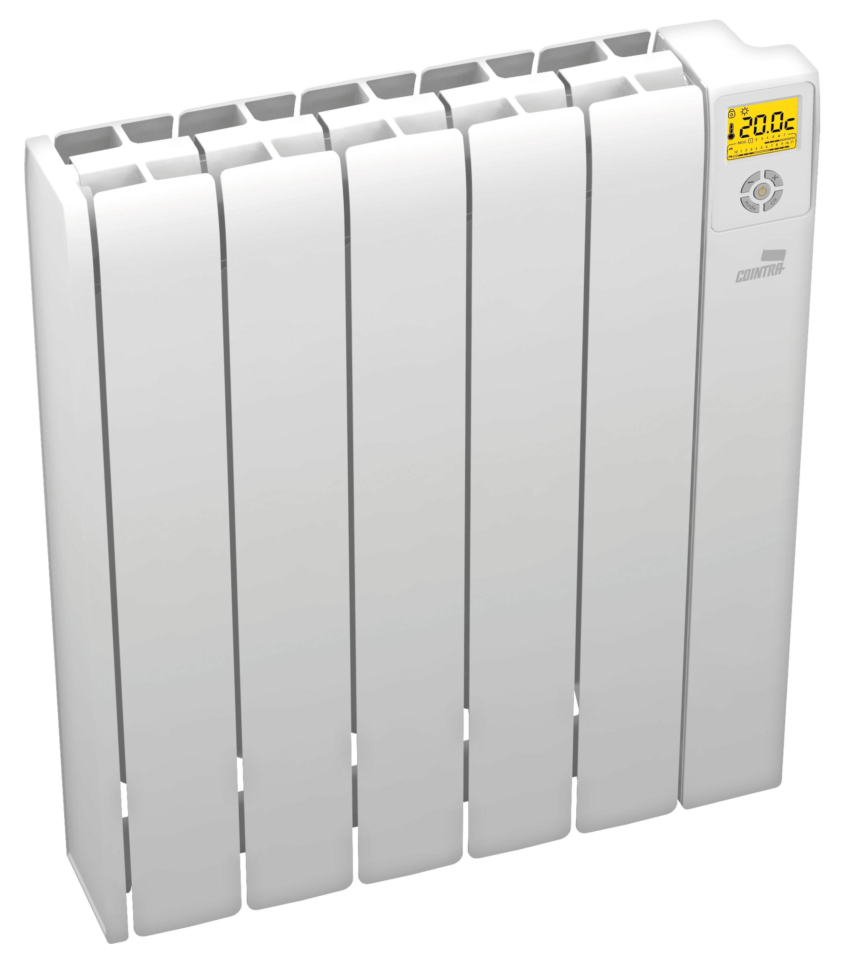 Ventajas de los radiadores el ctricos - Radiadores electricos pared ...