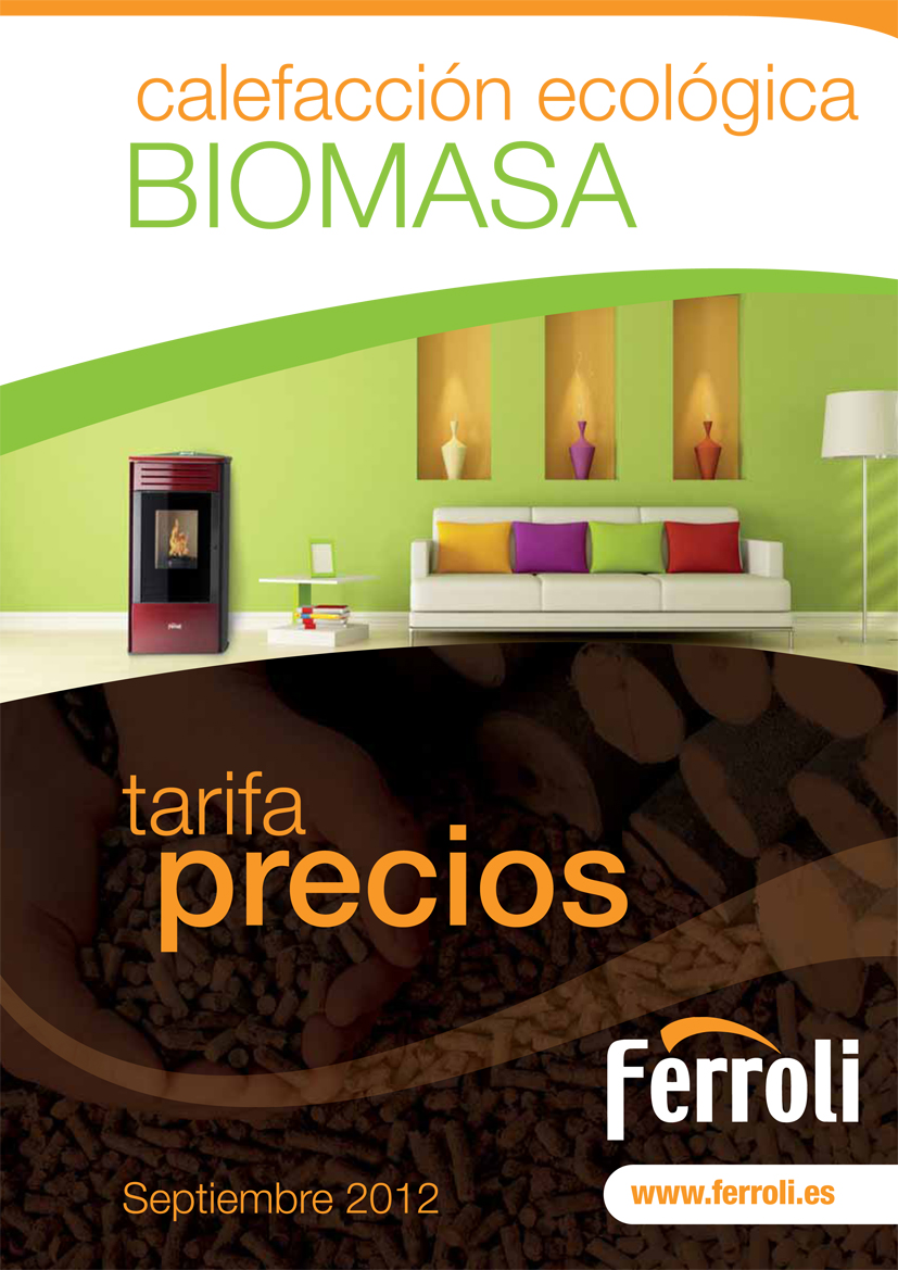 Ferroli biomasa 2013