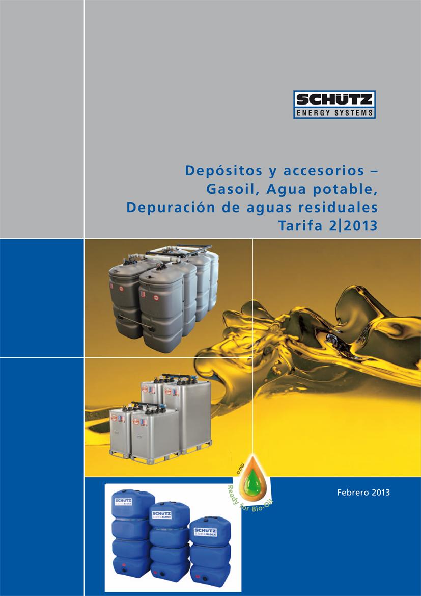 Schutz depósitos 2013