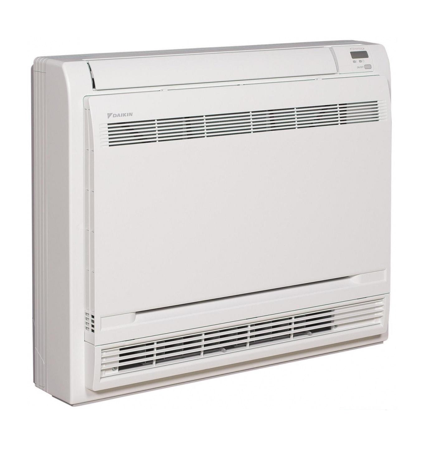 aire acondicionado daikin unidad interior suelo fvxs25f