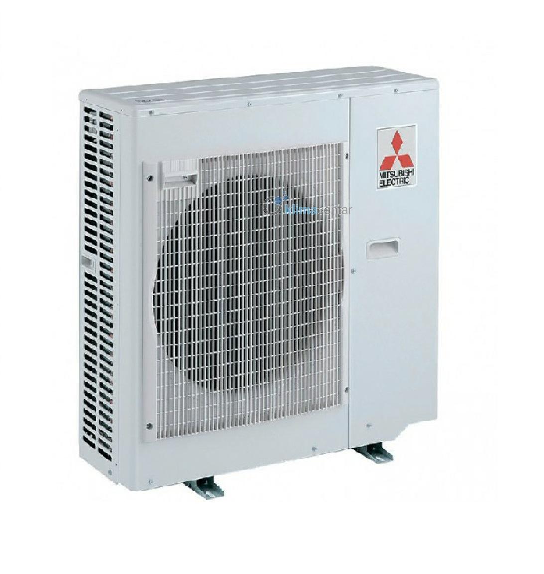 Aire acondicionado mitsubishi electric unidad exterior mxz for Aire acondicionado montaje incluido