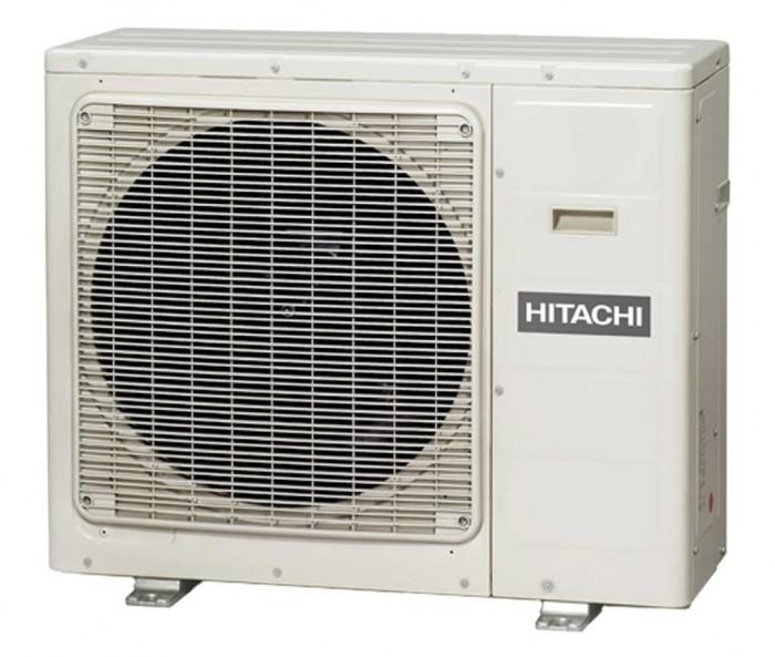 Aire acondicionado multi split unidad exterior hitachi ram for Aire acondicionado aparato exterior
