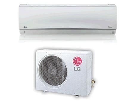 Aire acondicionado split lg p09en for Aire acondicionado montaje incluido