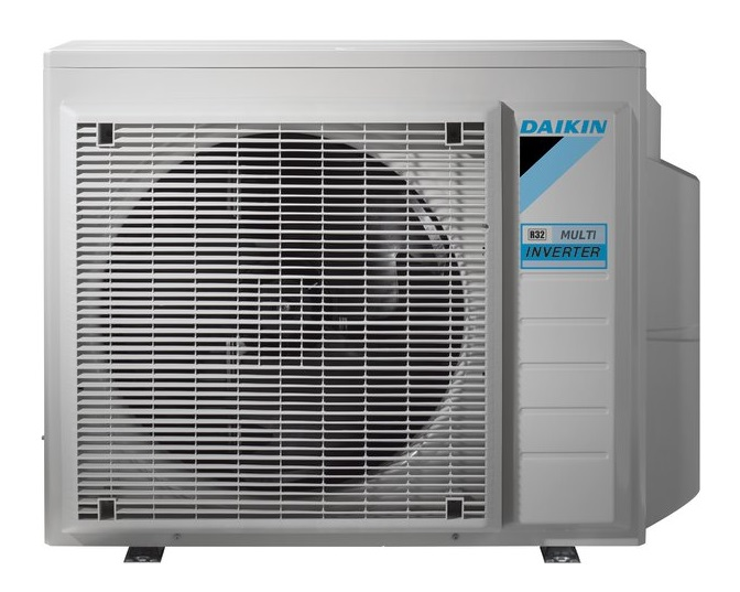 Aire acondicionado exterior sistema de aire acondicionado for Aire acondicionado sin unidad exterior