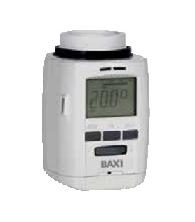 Cabezal termost tico el ctrico baxi nte for Baxi roca catalogo
