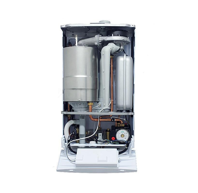Caldera a gas de condensaci n htw cq28plat gn - Caldera mixta gas ...
