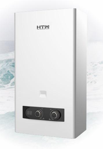 Calentador de agua a gas htw clm11a02 for Calentador de agua a gas
