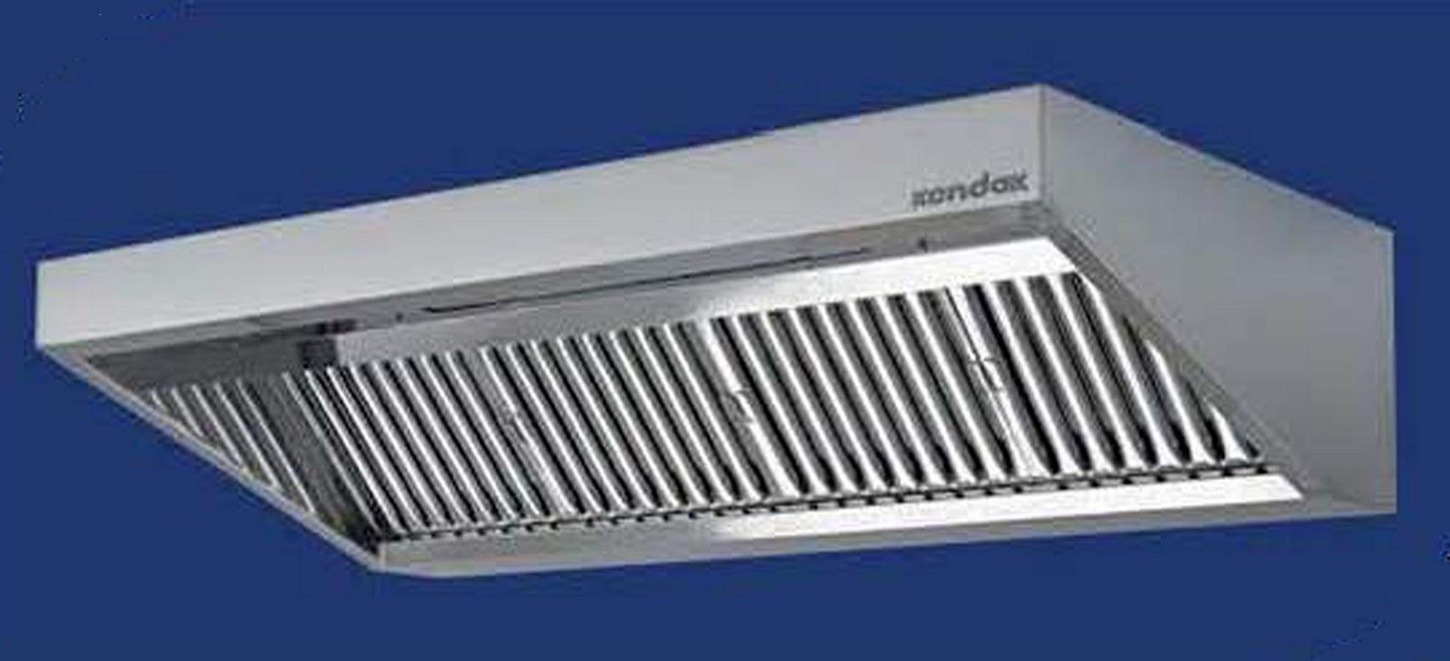 Campana extractora kendak pared 1000x750x500 sin ventilador for Precio campana extractora