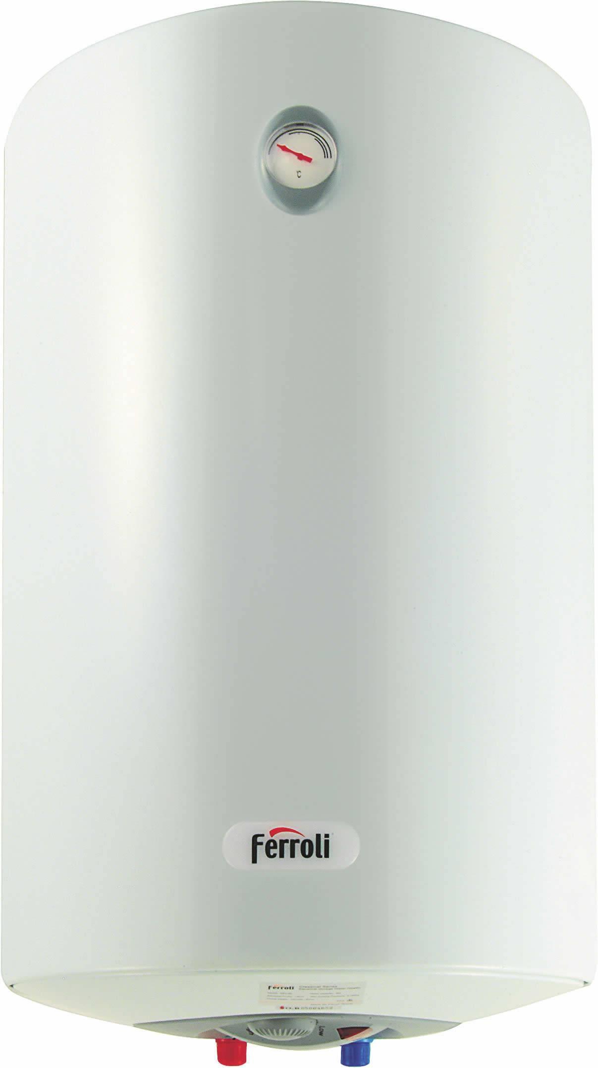 Termo el ctrico ferroli classical sev 50 - Termo electrico de 50 litros ...