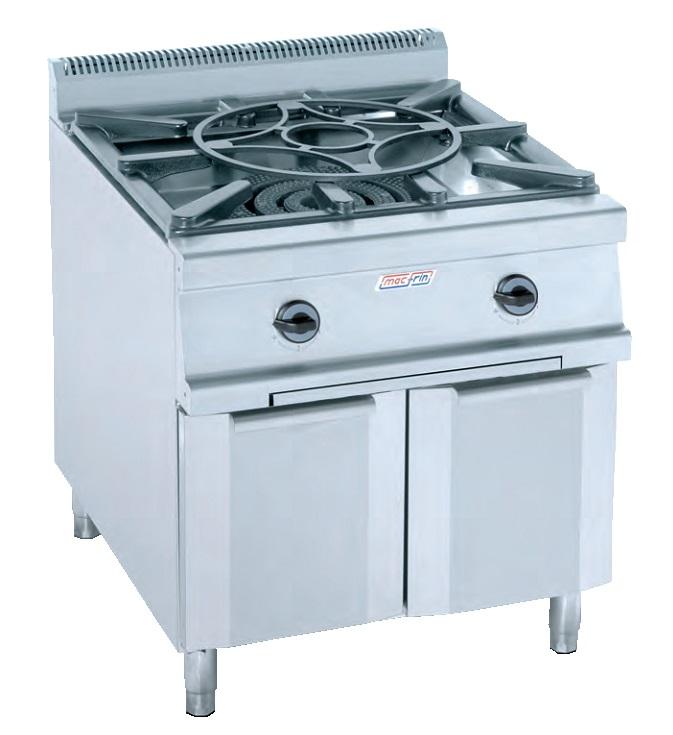 Cocina para paellas eurast 5052 1 fuego - Cocina de fuego ...