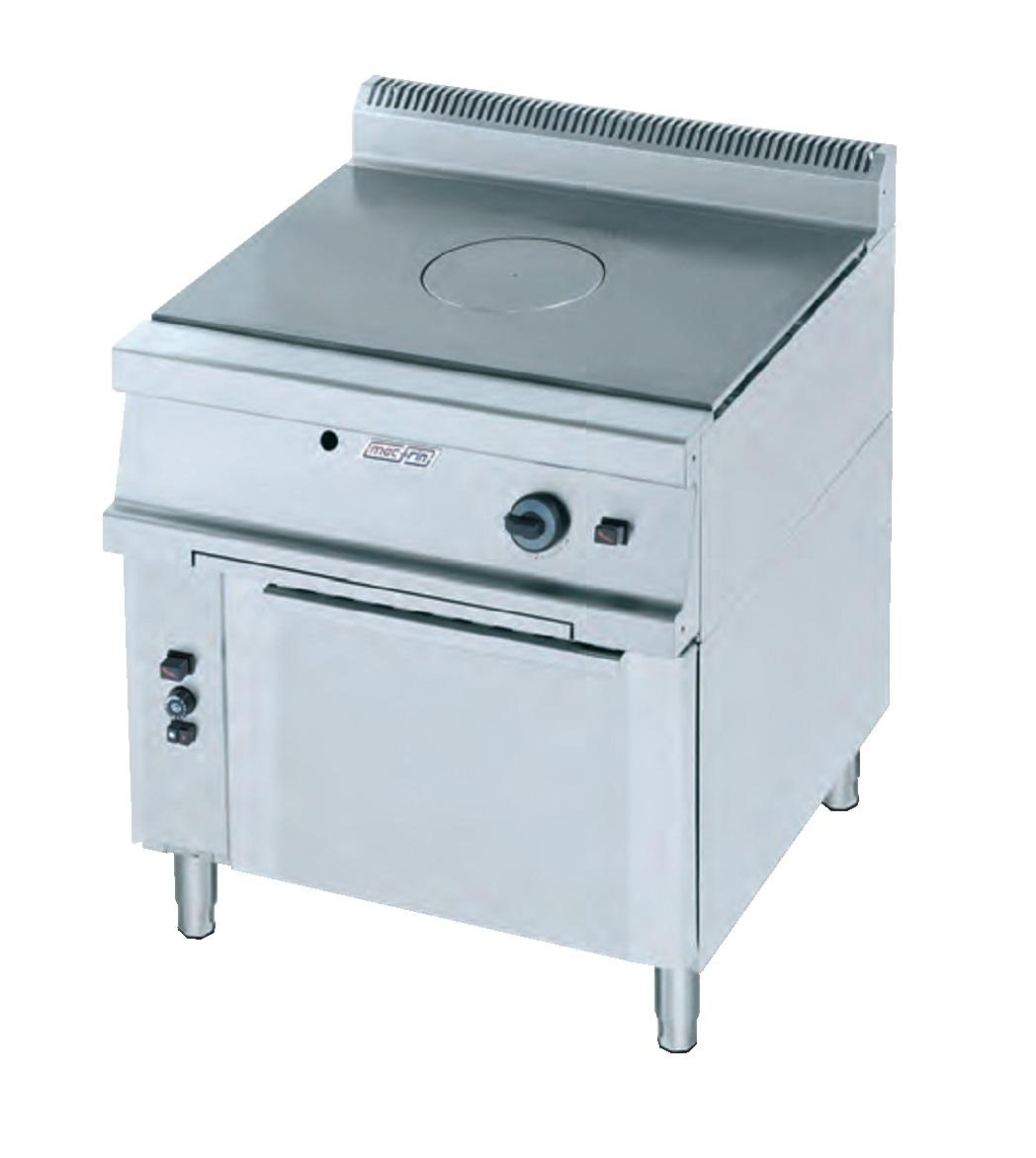 Cocina plancha a gas eurast 4818 1 fuego - Plancha para cocina a gas ...