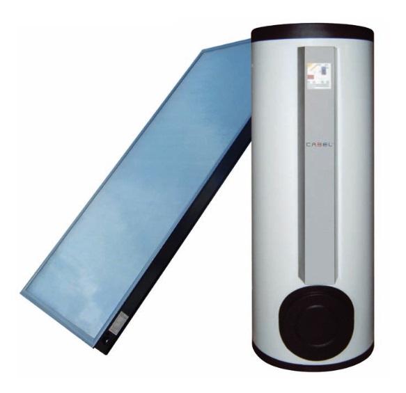 Sistema solar por drainback cabel 150 vertical for Servicio tecnico grohe