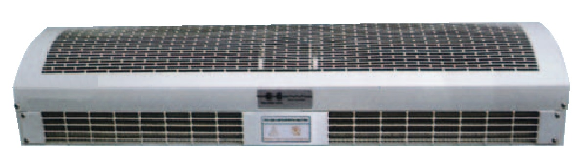 Cortina de aire tecna rm125 10 3d y b1 s trif sica - Cortinas de aire caliente ...
