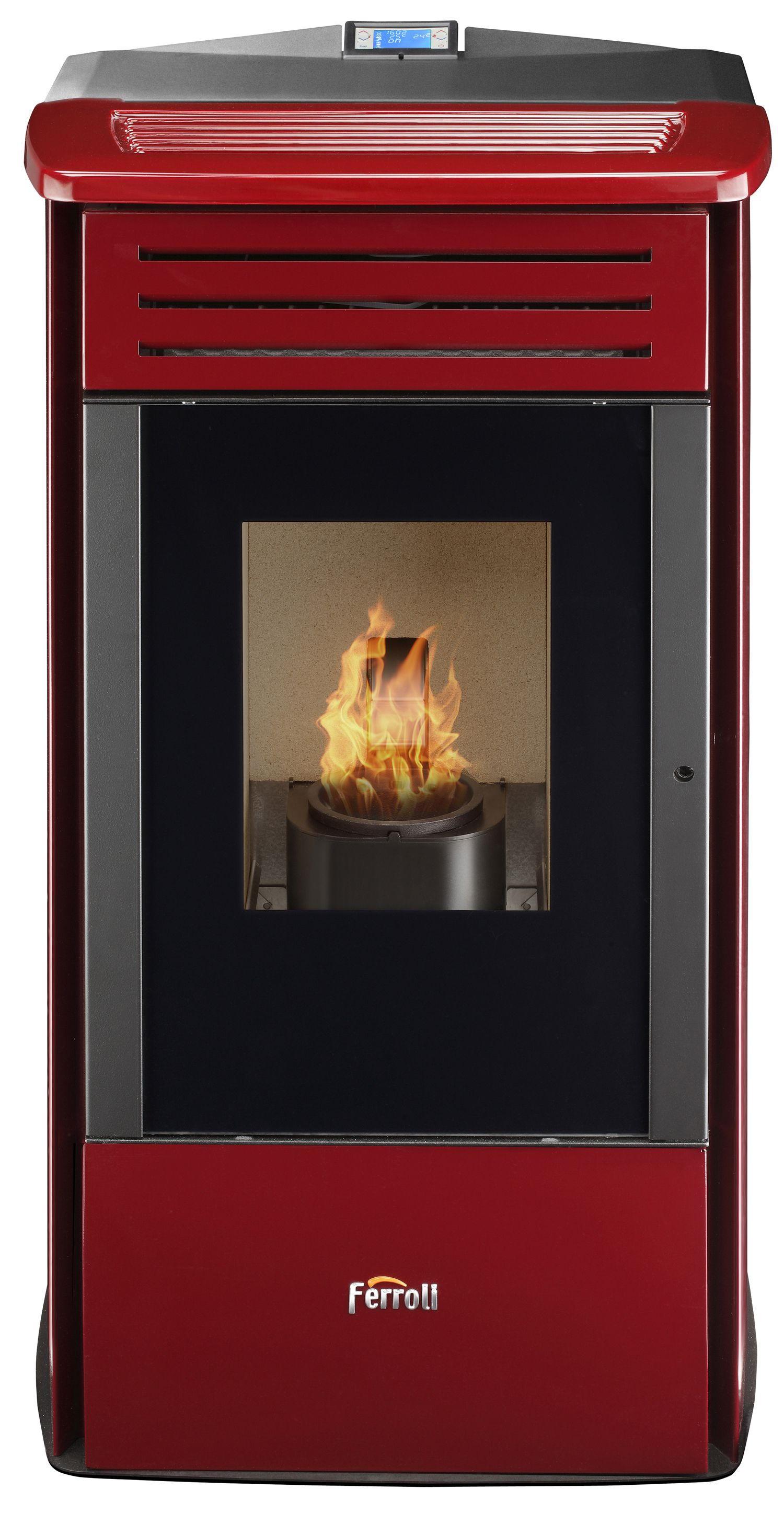 Estufa de pellets ferroli mercurio - Precio queroseno para estufas ...